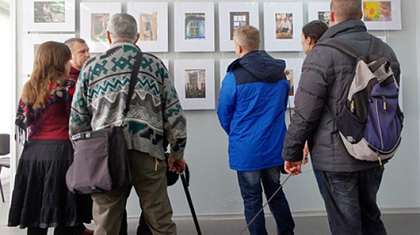 «Три кадра» в художественном музее, как три окна в другой мир